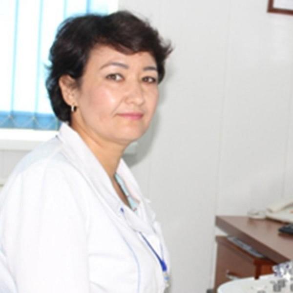 Ачилова Севара Алимджановна