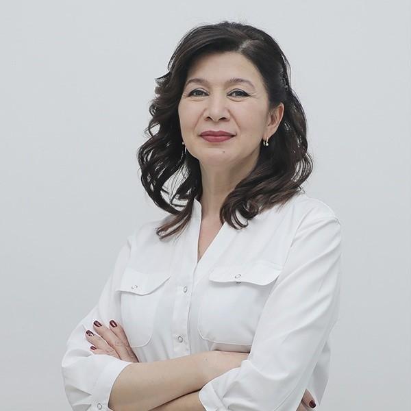 Юсупова Нодира Мирахатовна