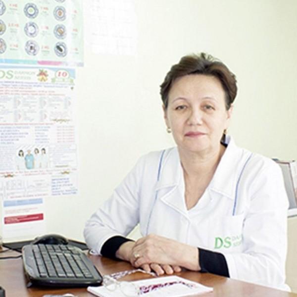 Исмаилова Тамара Бабамурадовна