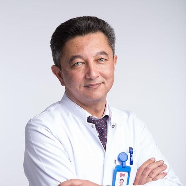 Суннатов Равшан Джалилович