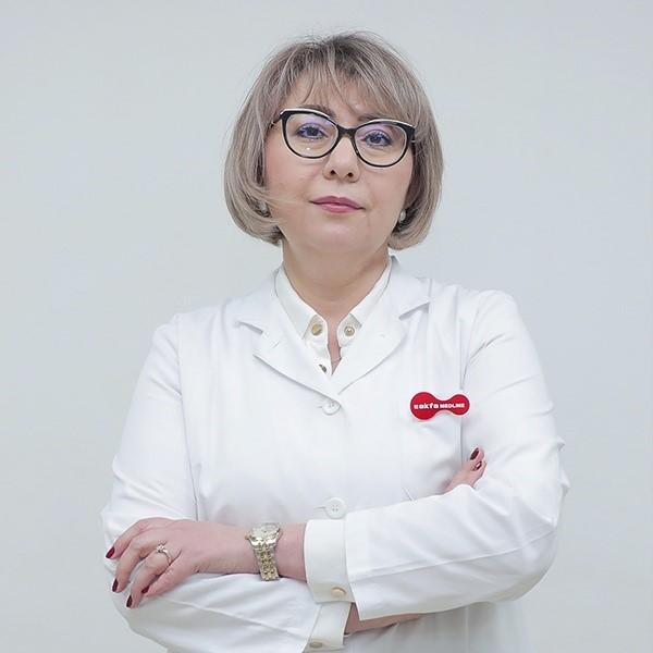 Бахадирова Муниса Анваровна
