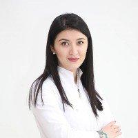 Исамухамедова Саида Салиховна