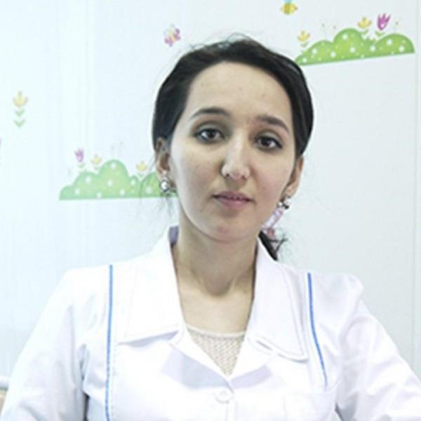 Маматова Шаходат Шокировна