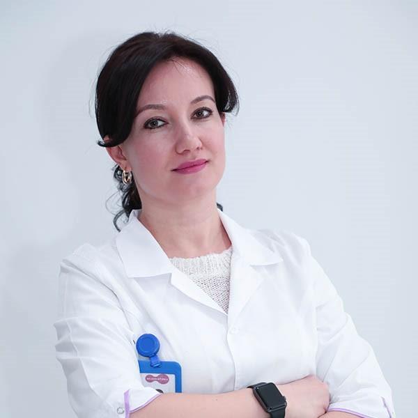 Махмудова Кристина Адылжановна
