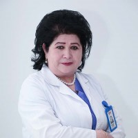 Вахидова Сурая Бариевна