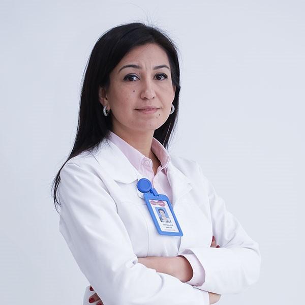 Ташматова Севара Рашидовна