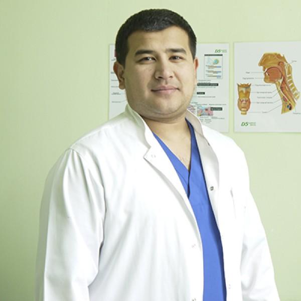 Нишонбоев Гайрат Шарифович