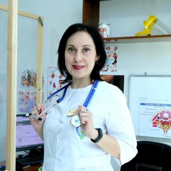 Бекмуратова Елена Бехзадовна